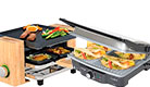 Grill e raclette